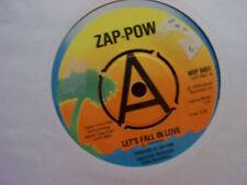 Zap-Pow - Let´s fall in love / Some sweet day    klasse UK Island 45