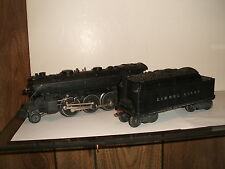 Lionel postwar 224 with 2466T tender