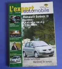 Revue technique l'expert automobile 435 Renault Scénic II 06/2003-> diesel