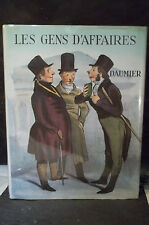 Daumier. LES GENS D'AFFAIRES (ROBERT MACAIRE). Catalogue & Notices Jean Adhémar