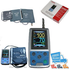 Ambulatory Blood pressure NIBP monitor software 24Hr recording,adult,child,large