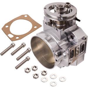 Aluminum 70mm Intake Manifold Throttle Body for Honda Acura K20 K20A2 Engine