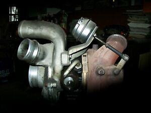 Ford powerstroke 6.7 turbocharger