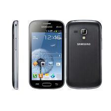 Black Samsung Galaxy S Duos S7562 Unlocked Original  5MP Wifi Dual SIM Cellphone