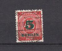 Luxus Berlin Mi-Nr. 64 zentrisch gestempelt Berlin