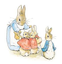 Beatrix Potter Audio Books MP 3 CD 3 Hrs 30 Mins peter rabbit