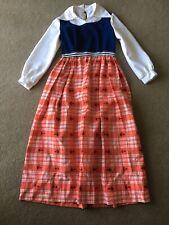 Fritzi of California Vintage Sailor Dress Women's