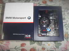 Brand New In Box BMW Motorsport ICE Watch for cheap sale