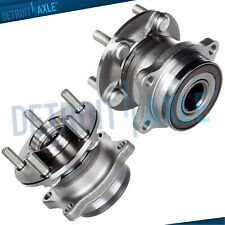 Rear Wheel Bearing Hub Set for Subaru Forester Legacy Outback Brz Scion FR-S