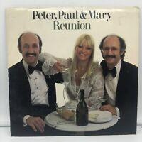 PETER PAUL & MARY REUNION LP BSK 3231 VINYL RECORD