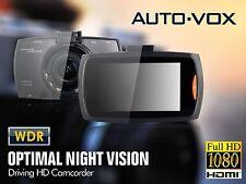 Full HD Dashcam Blackbox Auto VOX mit 170°Weitwinkel WDR Nachtsicht Technologie