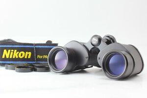 【N MINT+3 w/ Strap】 Nikon 10x35 6.6° Degree Wide Field WF Binoculars from JAPAN