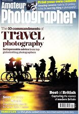 Amateur Photographer magazine with Sony 90mm F2.8 for Alpha  7   13th June  2015
