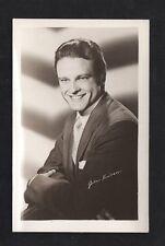 John Ericson 1940's 1950's Actor's Penny Arcade Photo Card