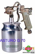 AEROGRAFO  ASTURO G70  1000cc SERBATOIO  INFERIORE  VARI UGELLI  DISPONIBILI