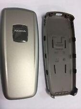 Nokia 2610 Rear Housing/Battery Cover Door in Grey - Original Part. Brand New.