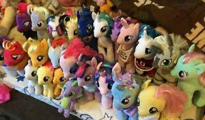 Build A Bear My Little Pony Plush Soft Toy VARIATIONS