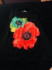 Dorothy Perkins Black Puffball Tunic 12 Tall