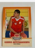GIANNIS ANTETOKOUNMPO 2013-14 Fleer Retro Rookie #47 Milwaukee Bucks RC MVP