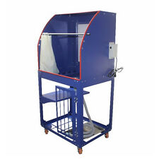 Multi-function Stand Type Wash Tank With LED Backlight Screen Printing Equipment