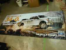NEW Ford F-150 Dealership Banner 2 sided 8' x 4' Man Cave Garage Sign