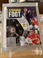 2019-20 Panini FOOT Futbol Soccer Sticker Closed Pack: Hunt Camavinga RC Rookie