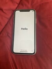 Apple iPhone XR - 128GB - White (T-Mobile) A1984 (CDMA + GSM)