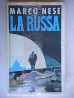 La russaNese MarcoRizzoliromanzothriller spionaggio rilegato Naldi Salerno