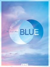 "K-POP B.A.P 7th Single Album ""BLUE"" [ 1Photobook + 1CD ] B Ver"