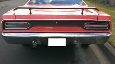 1970 Plymouth Road Runner & GTX Go Wing Spoiler MoPar with Mounting Hardware