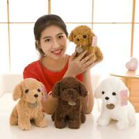 Realistic Dogs Simulation Toys Dog Puppy Lifelike Stuffed Toys Lucky Best
