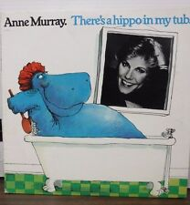 Anne Murray there is a hippo in my tub 33RPM SN16233  121816LLE