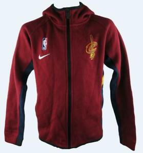 Cleveland Cavaliers Kids Official Nike NBA Thermaflex Hoodie