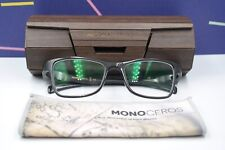 Brille Brillengestell Rolf Spectacles Monoceros Echt Horn Serpens 52/22 140 NEU