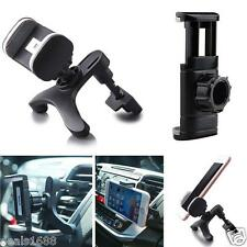 360° Universal Adjustable Car Air Vent Mount Holder Stand Clip For CellPhone GPS