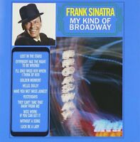 FRANK SINATRA My Kind Of Broadway 2011 11-track remastered CD NEW/UNPLAYED
