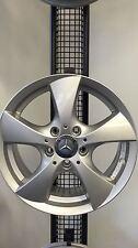 4x Borbet TB 6.5x16 ET45 NB66.6 Brilliant Silber Mercedes für B-Klasse Typ 245