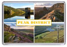 Peak District England Fridge Magnet 02