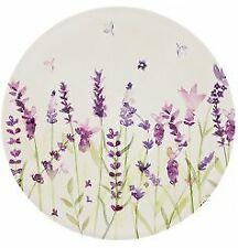 Lavender Bamboo Plate (25cm)