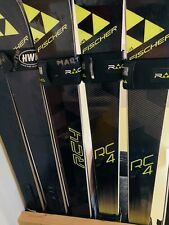 Fisher Skis WC RC 4 ~ Gs