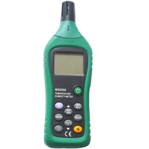 Digital Handheld Temperature and Humidity Measuring Instrument Precision MS6508