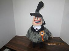 The Nightmare Before Christmas the Mayor Animated Dancing Plush Disney New 2017