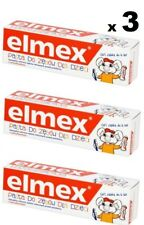 3x = 150ml Elmex Kinder-zahnpasta  toothpaste for children..