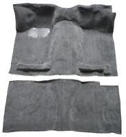 1987-1994 Fits Nissan D21 Carpet Replacement - Cutpile - Complete | Regular Cab
