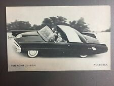 Ford X-100 Experimental Car Collector Card / Vending Card RARE Awesome L@@K