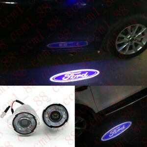 For Ford Mondeo Fusion 2013-19 LED Rear Side Mirror Laser courtesy Shadow Lights