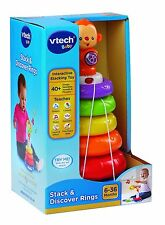 VTech - Stack & Discover Rings - Brand New