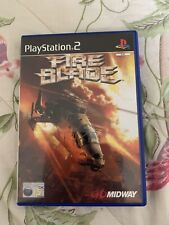 Fire Blade Ps Game