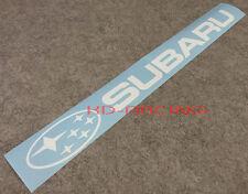 Subaru Windscreen Window Sticker Decals Impreza WRX Legacy FREE SHIP x 1