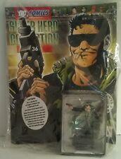 DC Comics Super Hero Collection #36 Hitman Figurine and Magazine